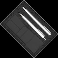 Vogue Metal Pencil Set
