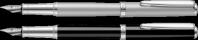 Montfort Fountain Pen - Black